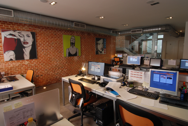 sala de trabajo ACTIVOLUTION